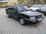 Audi Coupé po lakování